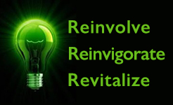 Reinvolve Reinvigorate Revitalize static prompt