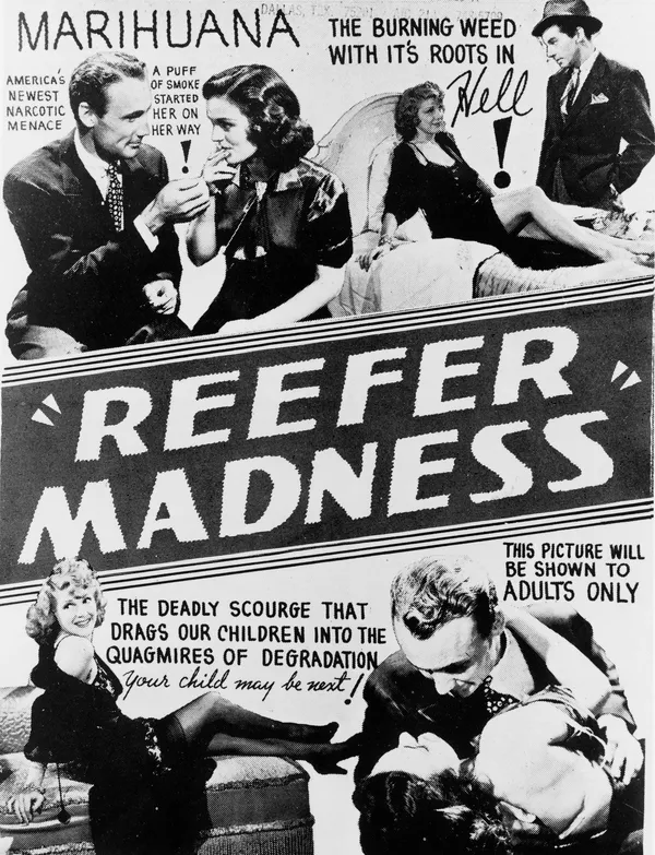 Reefer Madness v1 the Deadly Scourge
