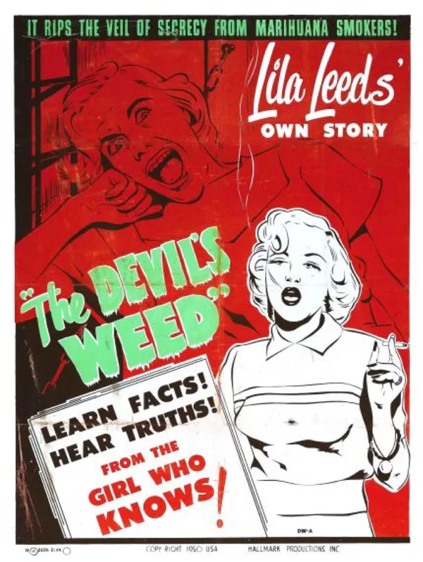 The Devils Weed Lila Leeds own story