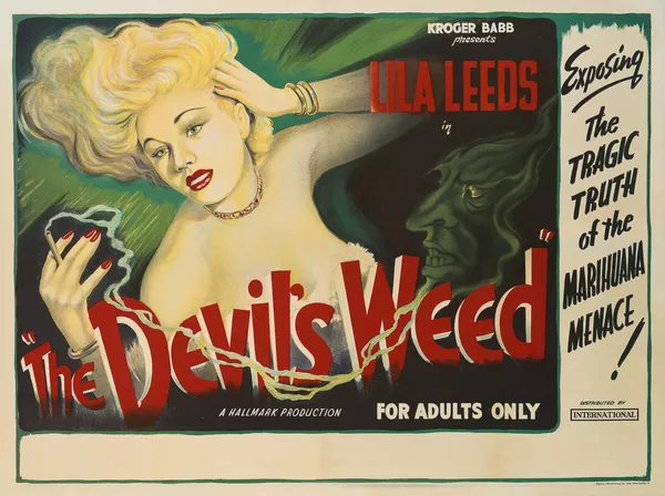 The Devils Weed Lila Leeds