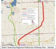 Pontiac Trail Non Motorized Path Map Clipped 320 wide 279 high